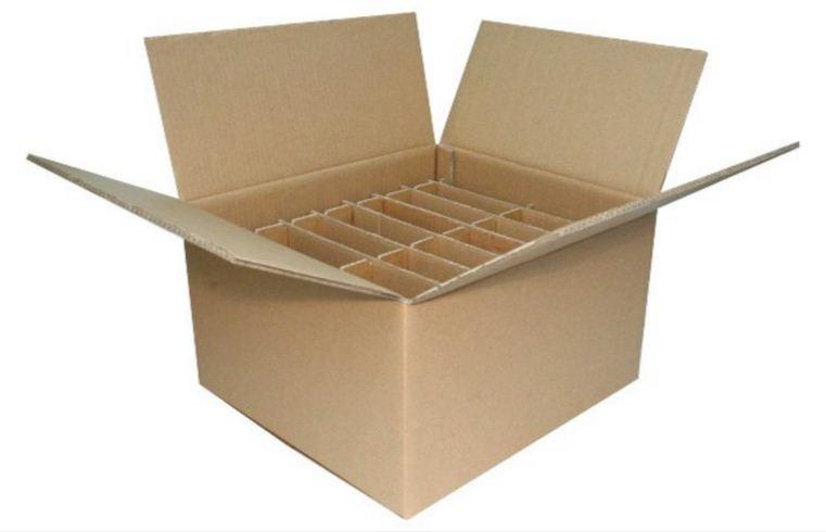 Thùng carton đựng thuốc trừ sâu