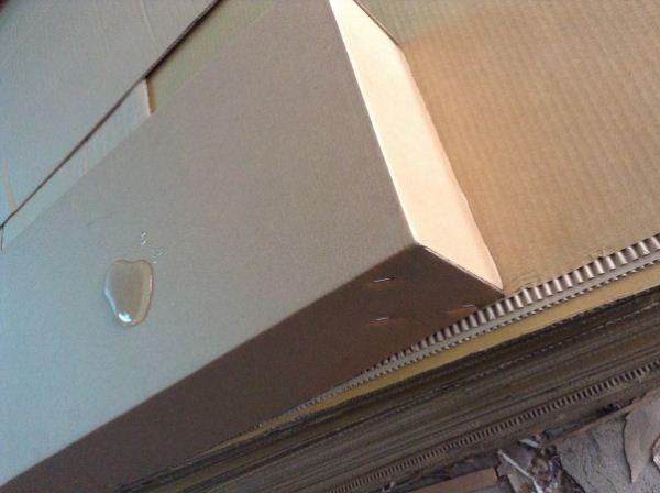 thùng giấy chống thấm cán màng PE