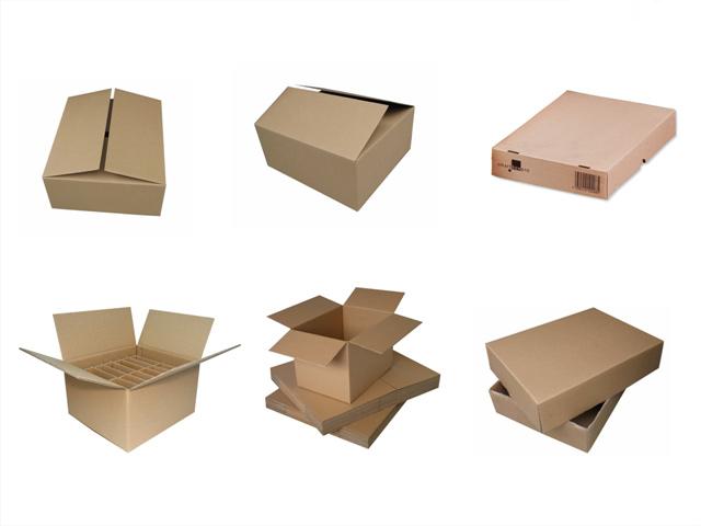 sản xuất thung carton