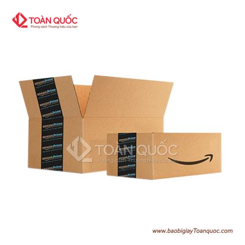 làm thùng giấy carton
