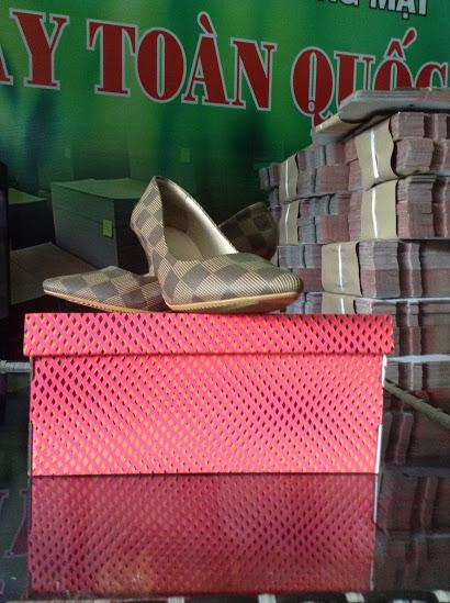 bán hộp giấy đựng giày