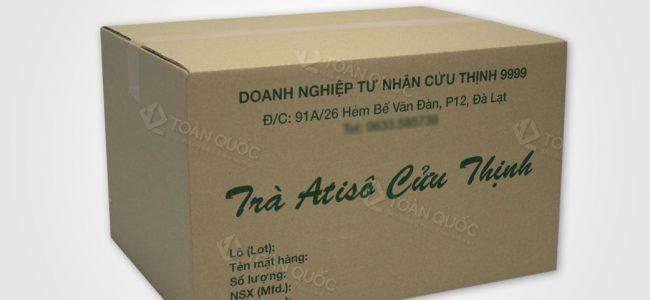 làm thùng carton tphcm
