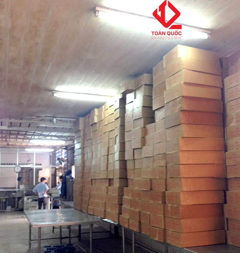 thùng carton chống thấm