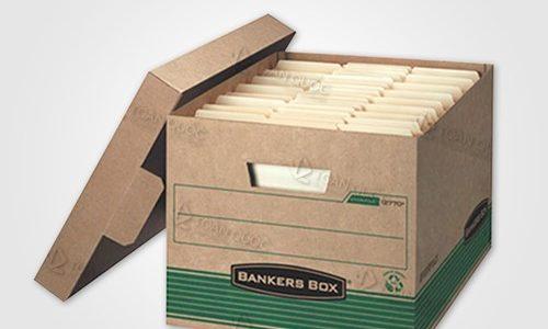 thùng carton nắp rời