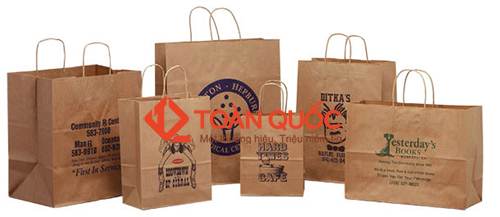 túi giấy ship hàng online