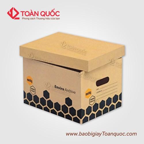 Sản xuất thùng carton giá rẻ, sanxuatthungcartongiare