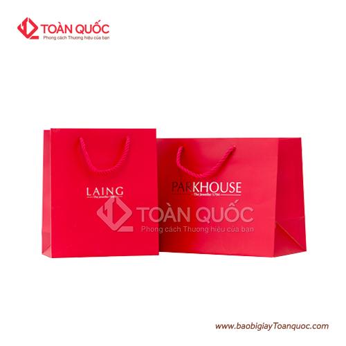 Sản xuất túi giấy đựng quần áo giá rẻ, sanxuattuigiaydungquanaogiare