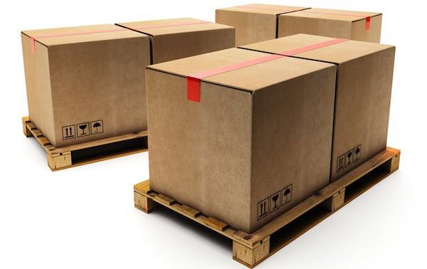 thùng carton khổ lớn, thung carton kho lon, thùng carton khổ lớn chất lượng cho vận chuyển đồ gỗ