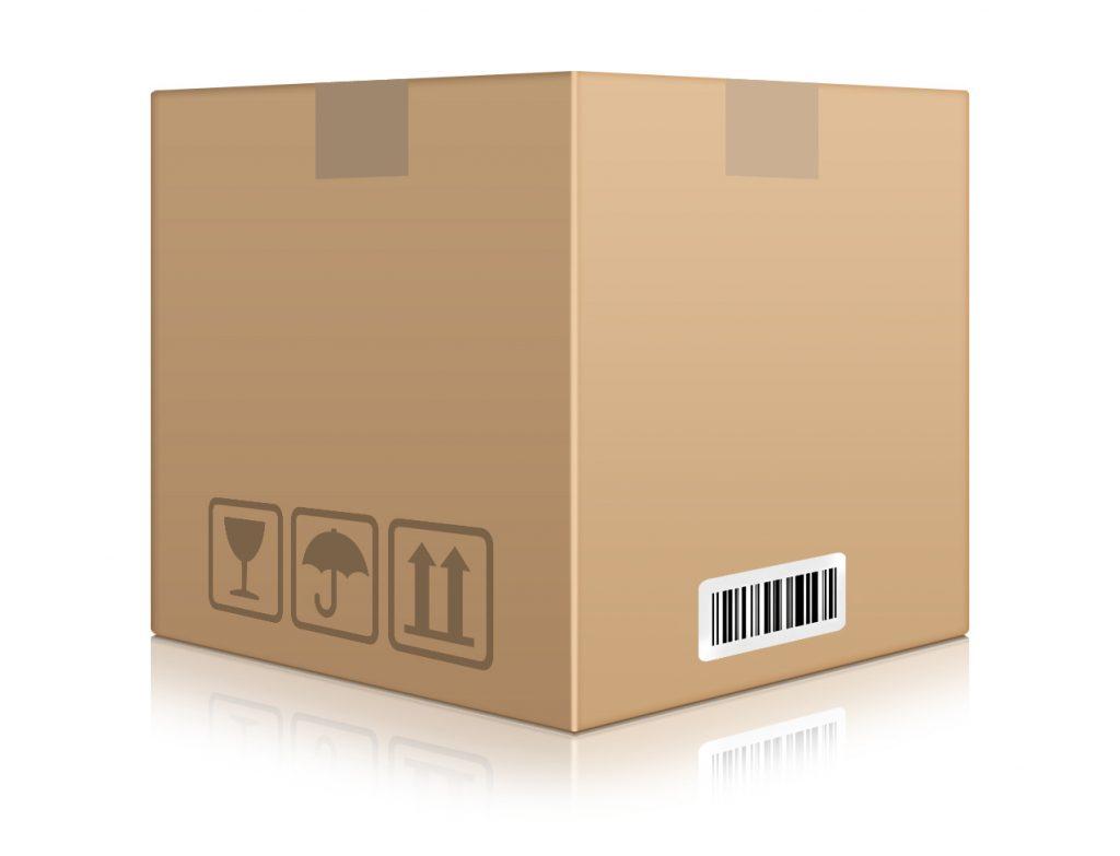 thùng giấy carton khổ lớn, thung giay carton kho lon